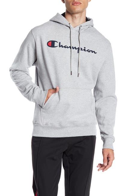 Image of Champion Graphic Hooded Sweatshirt