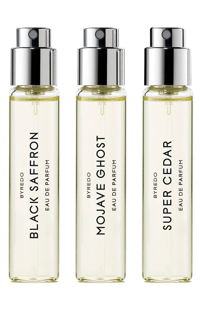 BYREDO La Sélection Boisée Trio, Main, color, NO COLOR