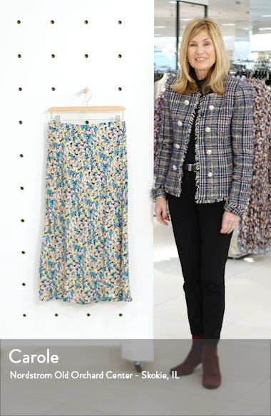 Print Midi Skirt, sales video thumbnail