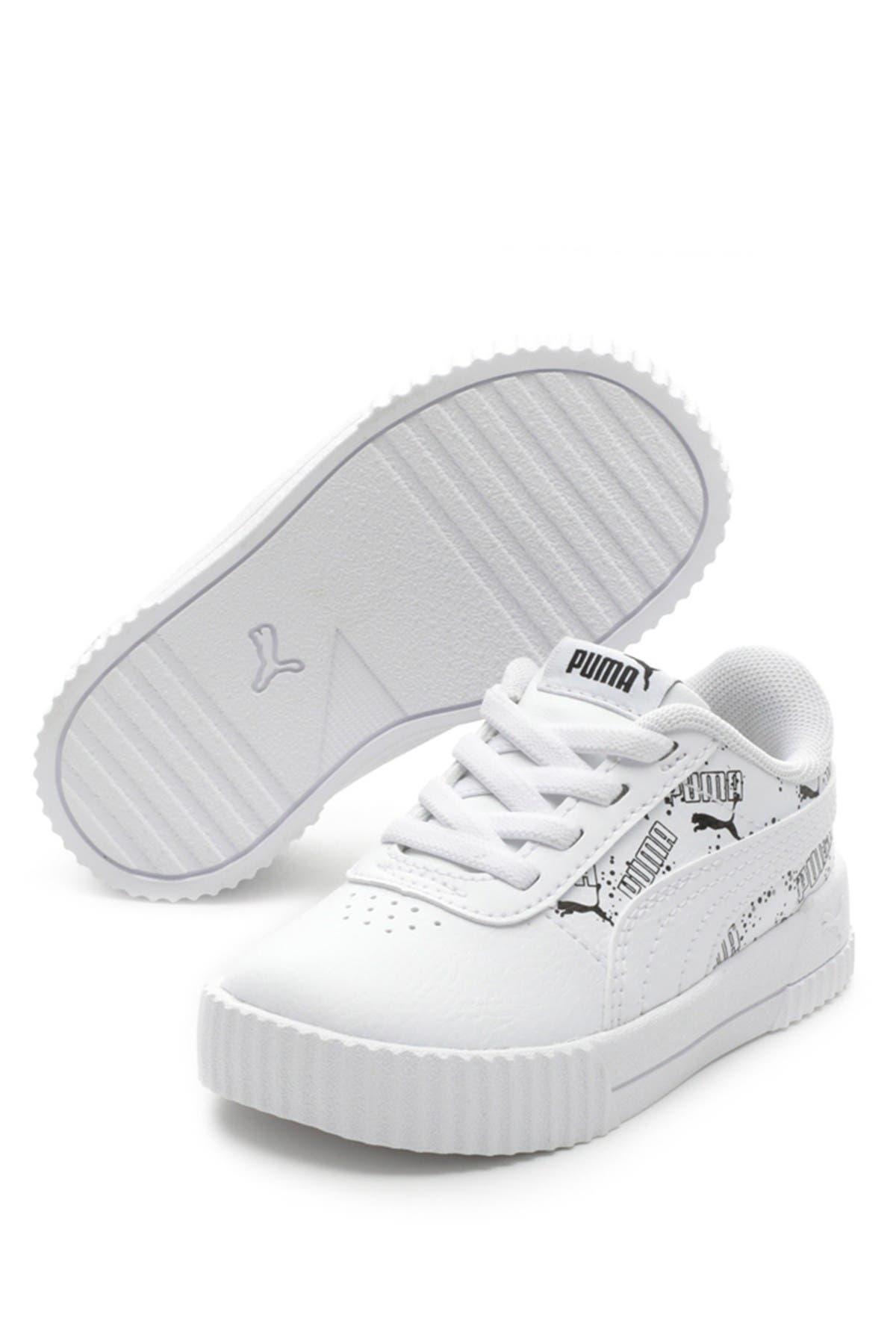 Image of PUMA Carina Hand Drawn Sneaker