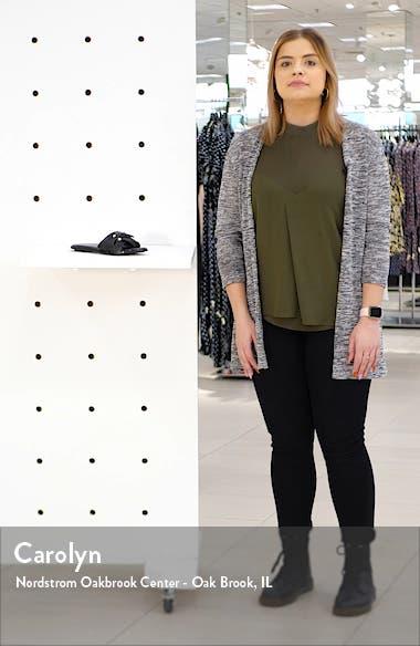 Eleni Slide Sandal, sales video thumbnail