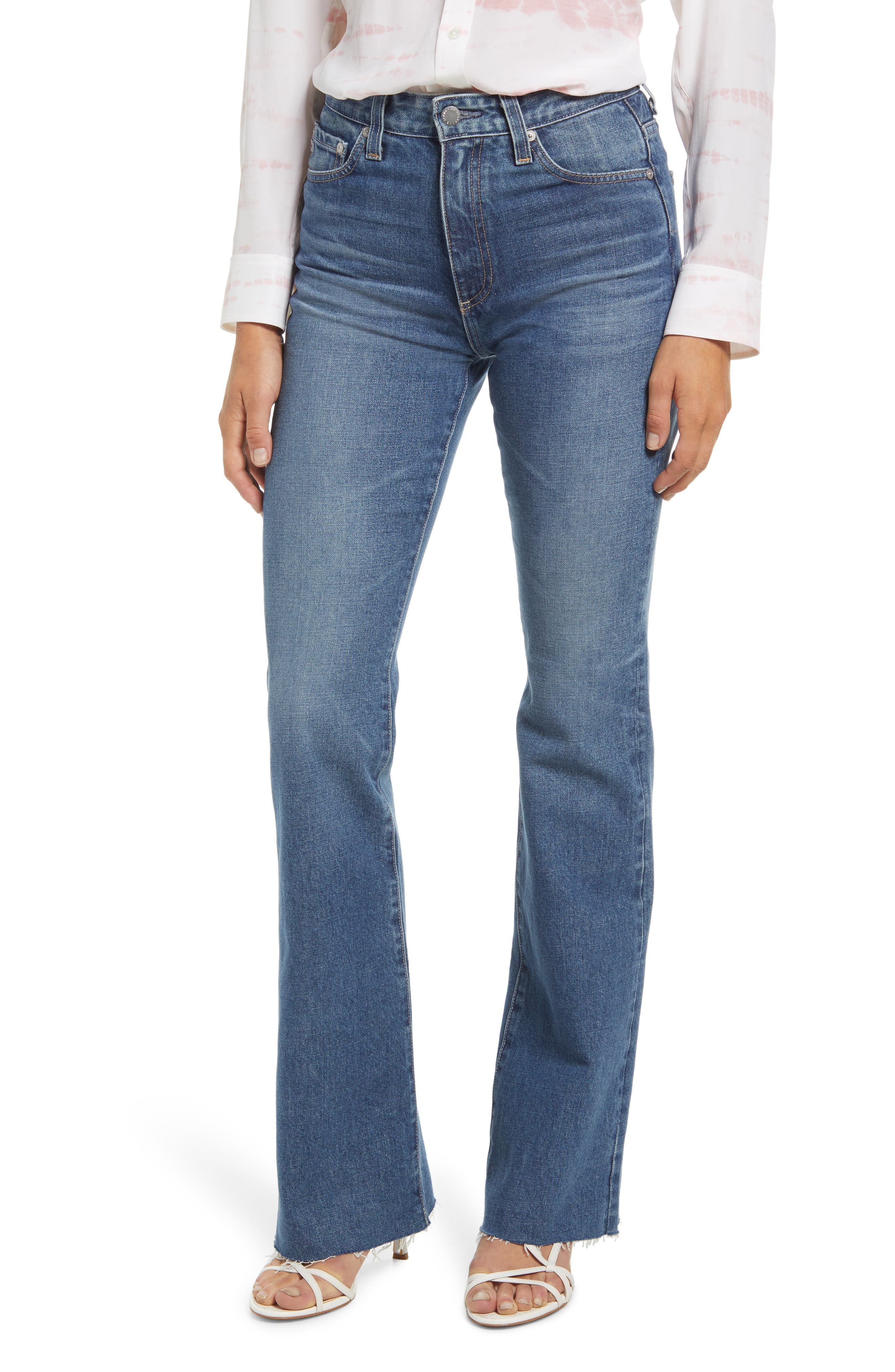 Women'S Alexxis High Waist Bootcut Jeans