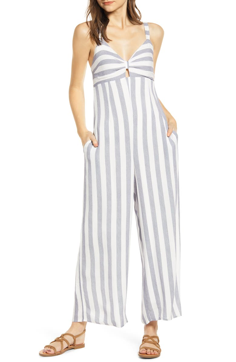 LIRA CLOTHING Caya Jumpsuit, Main, color, 400