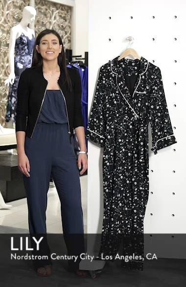 Addison Pajama Jumpsuit, sales video thumbnail