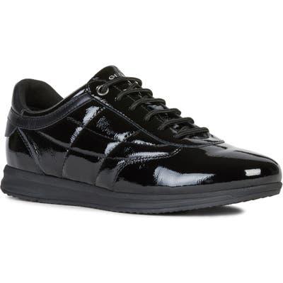 Geox Avery Sneaker, Black