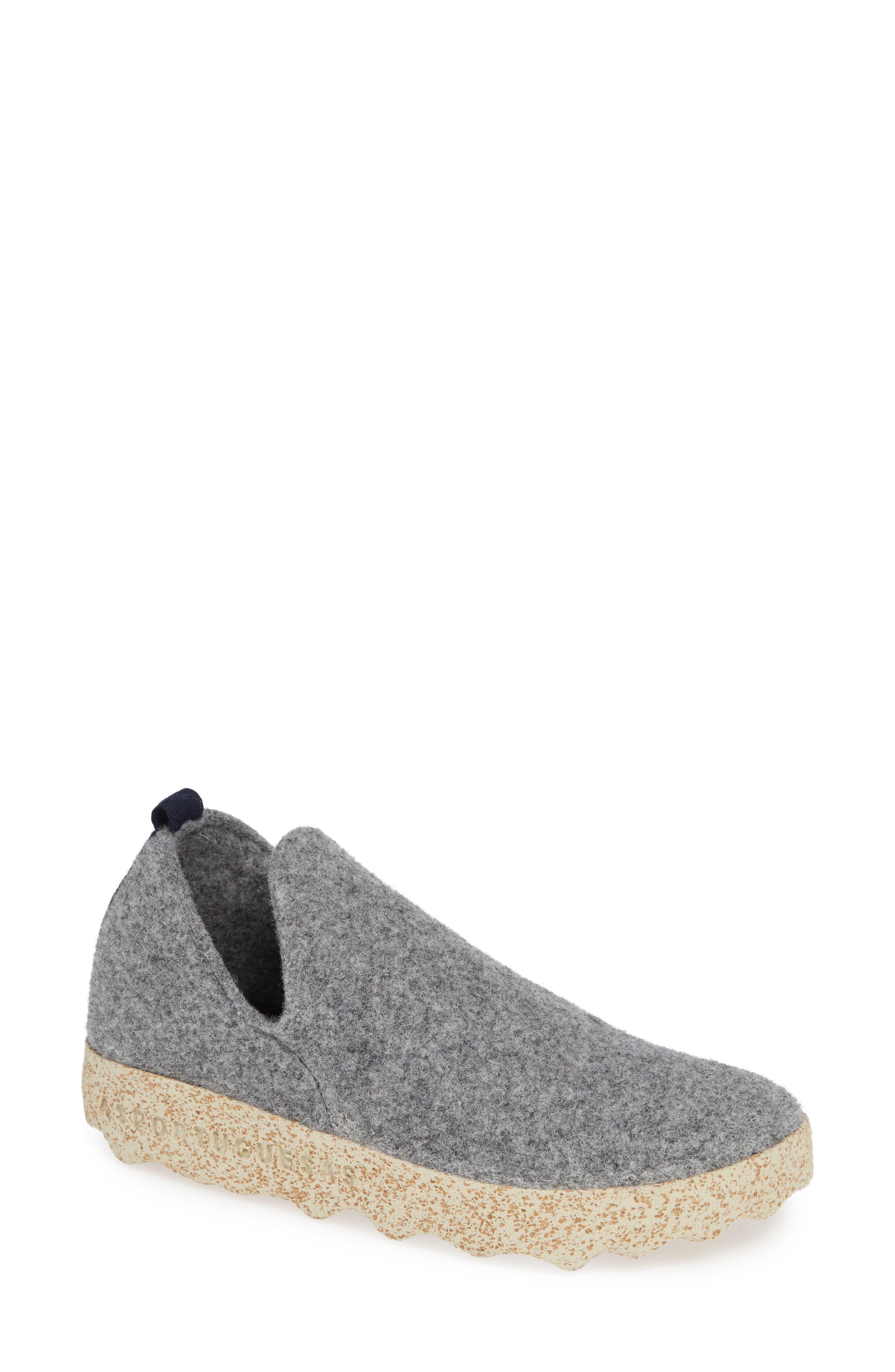 Asportuguesas By Fly London City Sneaker - Grey