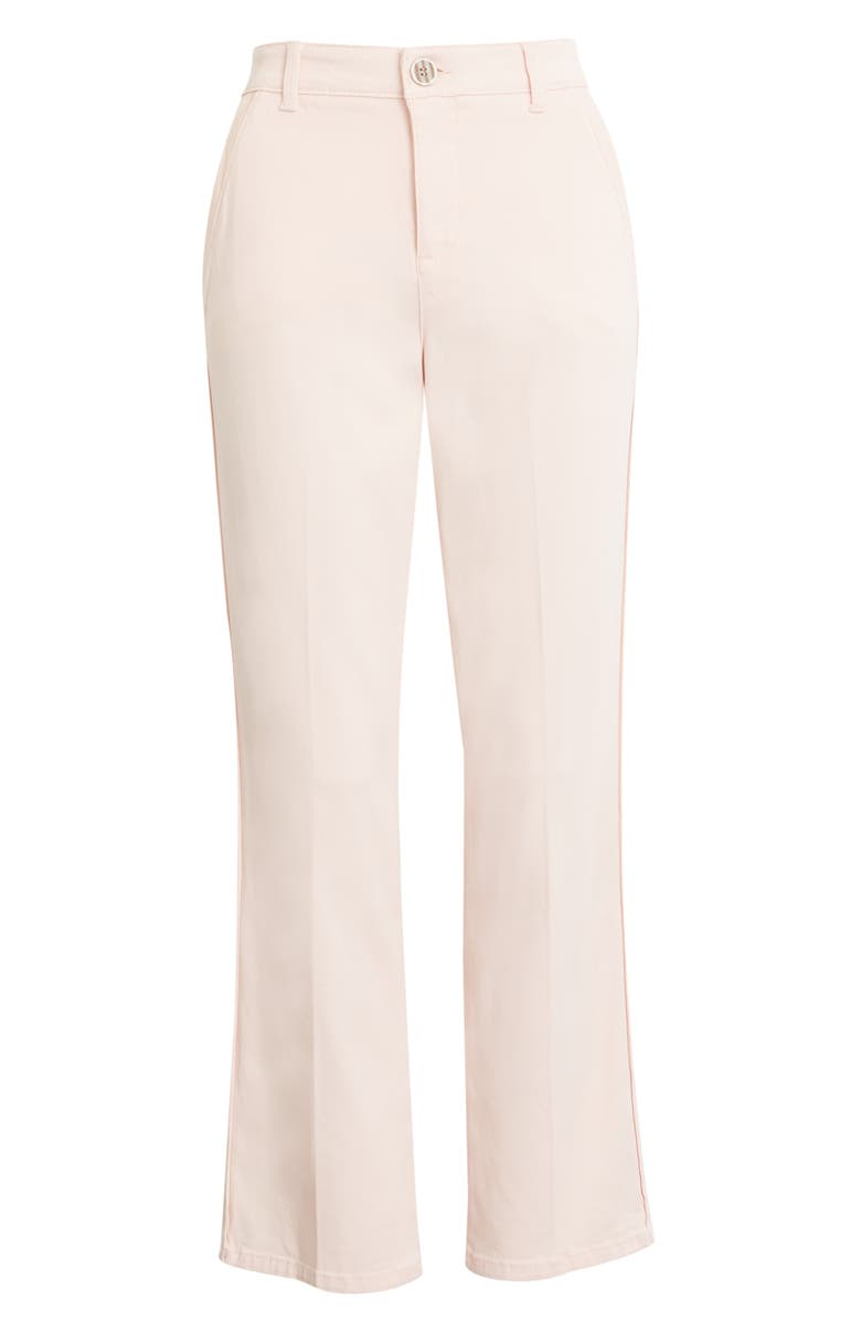 WIT & WISDOM Ab-solution Luxe Touch Cotton Blend Ankle Trousers, Main, color, SILVER PEONY