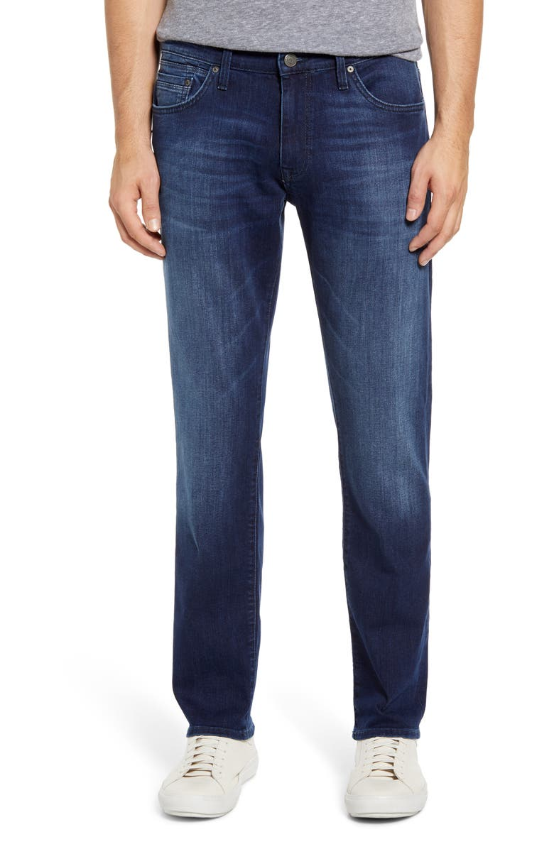 MAVI JEANS Marcus Slim Straight Leg Jeans, Main, color, 401