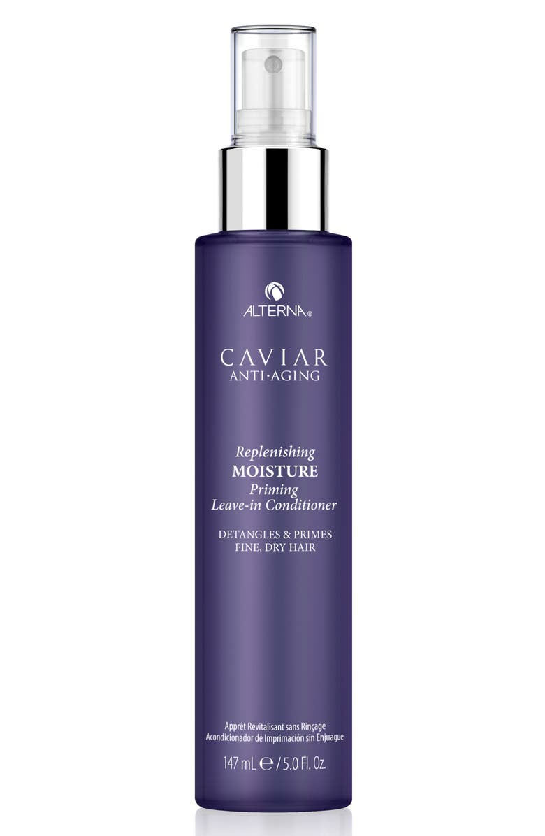 ALTERNA<SUP>®</SUP> Caviar Anti-Aging Replenishing Moisture Leave-In Conditioner, Main, color, NO COLOR