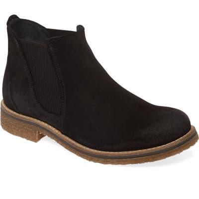 Bos. & Co. Brave Waterproof Chelsea Boot - Black