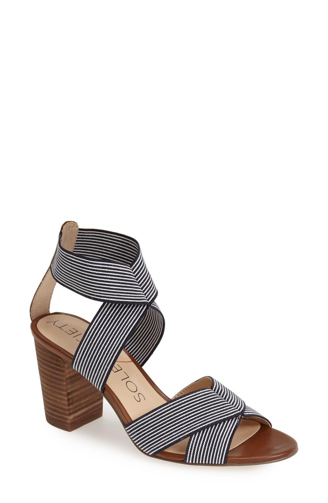 ,                             'Joesy' Block Heel Sandal,                             Main thumbnail 12, color,                             460