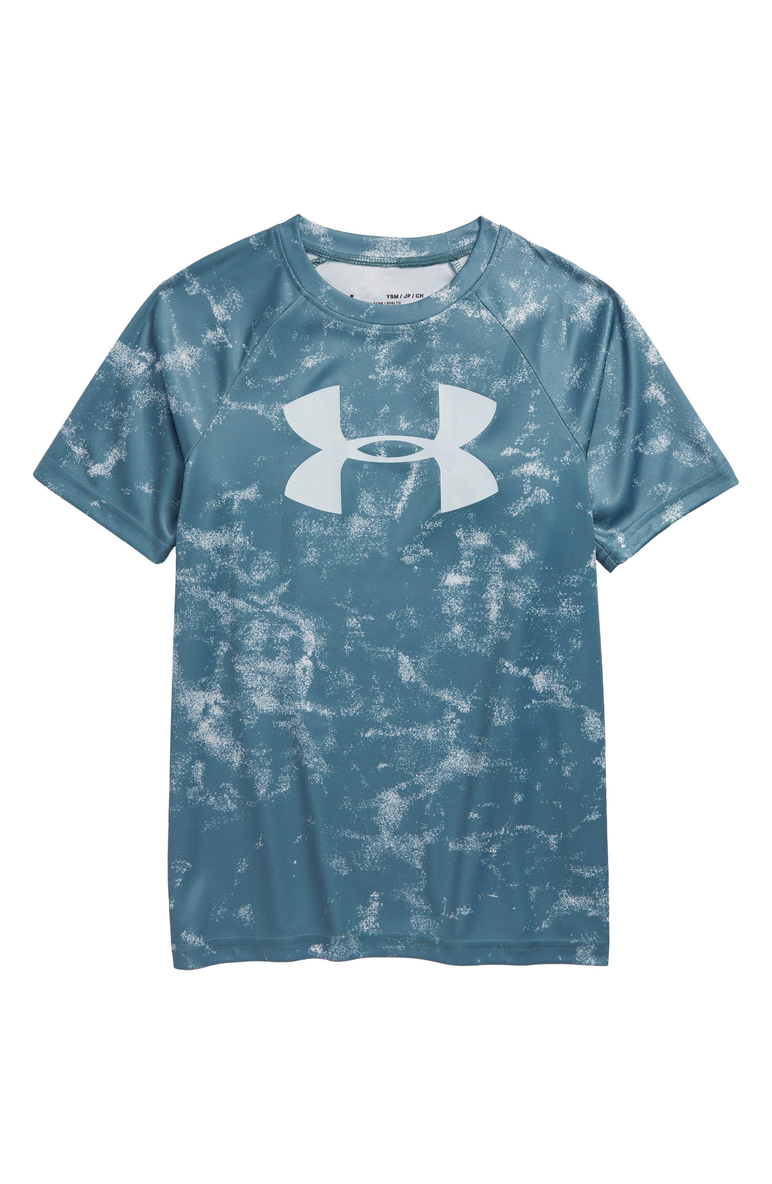Image of Under Armour Big Logo Printed T-Shirt