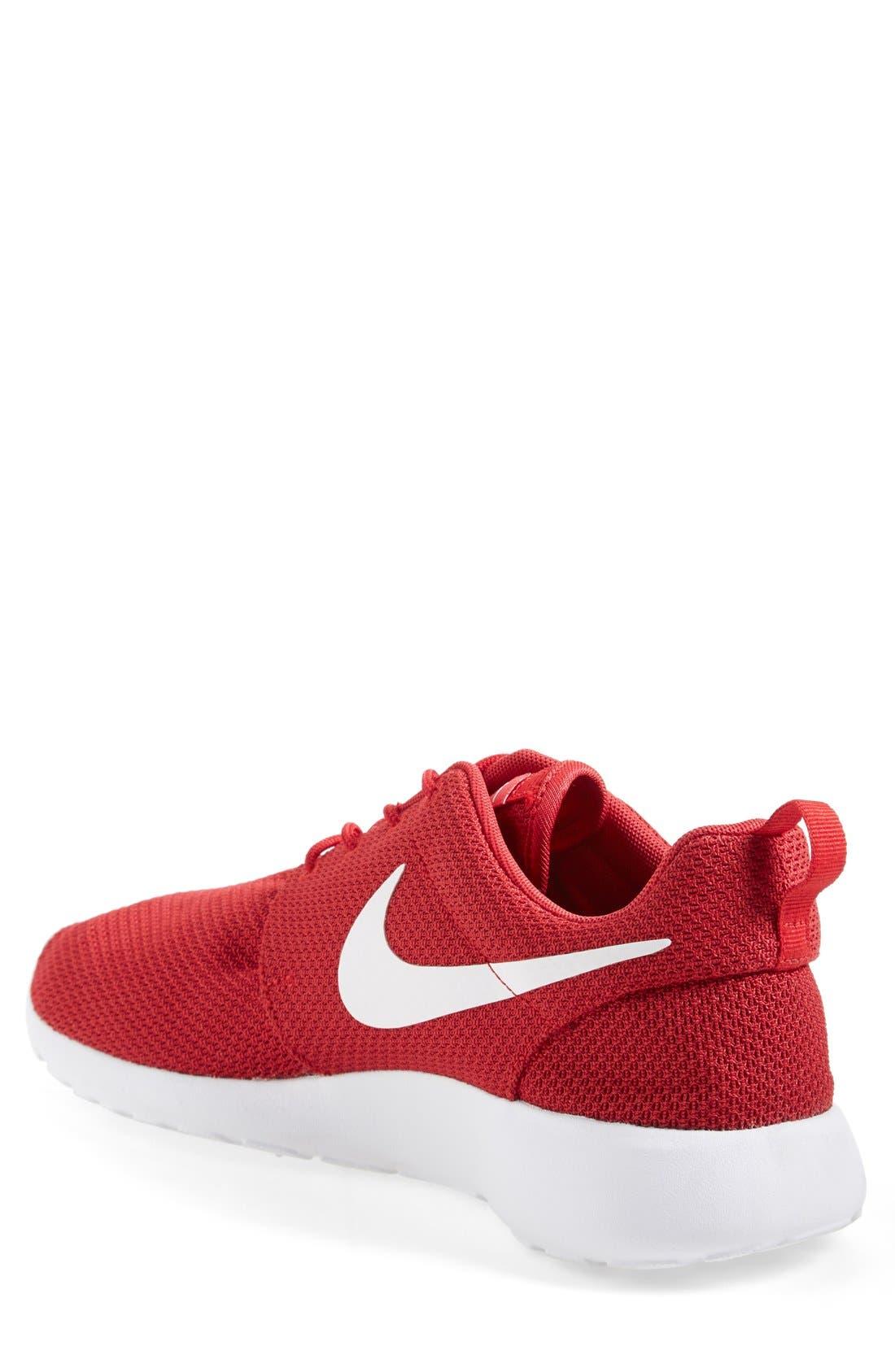 ,                             'Roshe Run' Sneaker,                             Alternate thumbnail 134, color,                             612