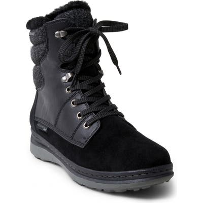 Blondo Iselles Waterproof Hiking Boot- Black