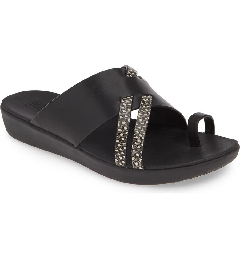 FITFLOP Loopy Slide Sandal, Main, color, 001