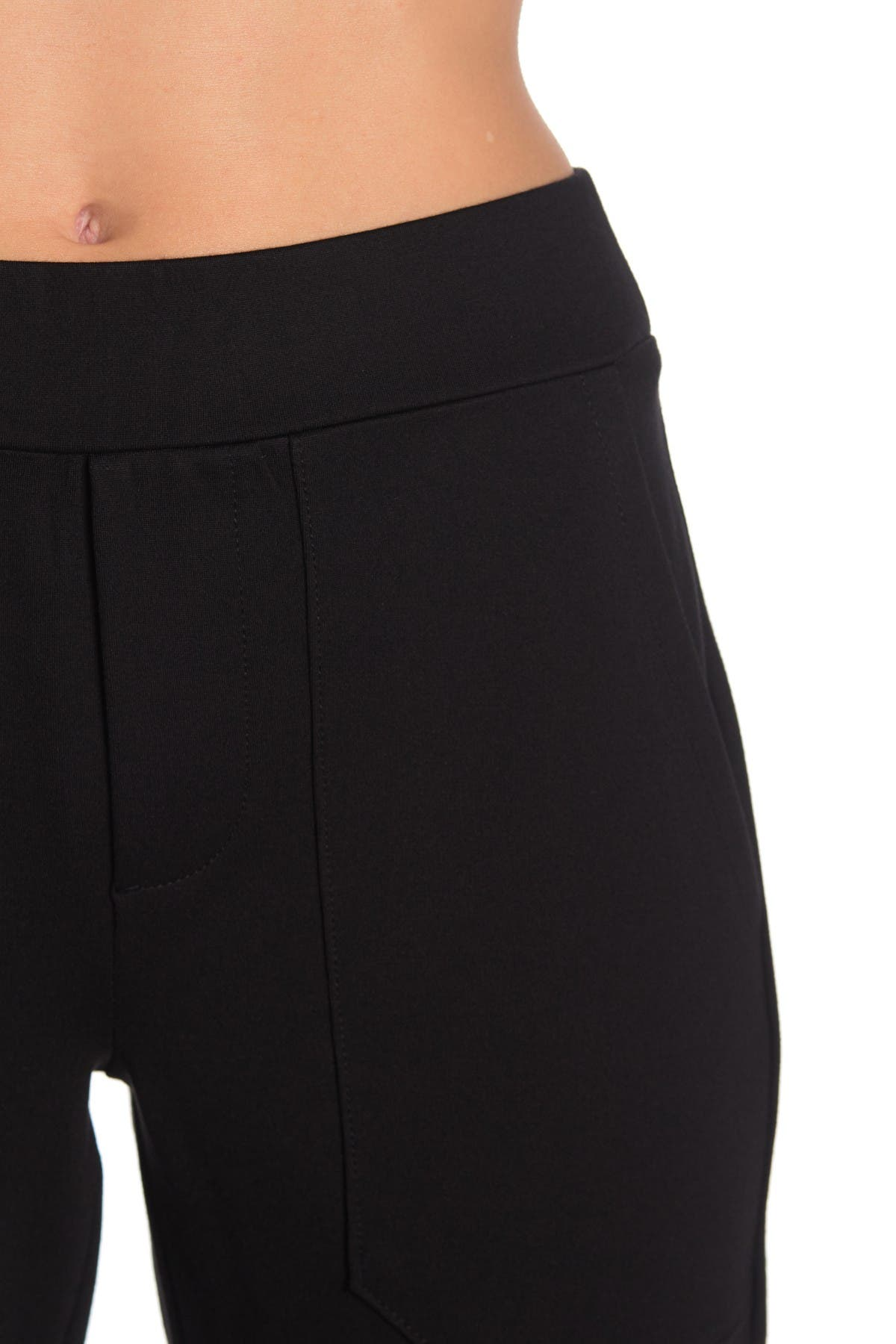 Image of Democracy High Rise Slim Straight Pull-On Pants