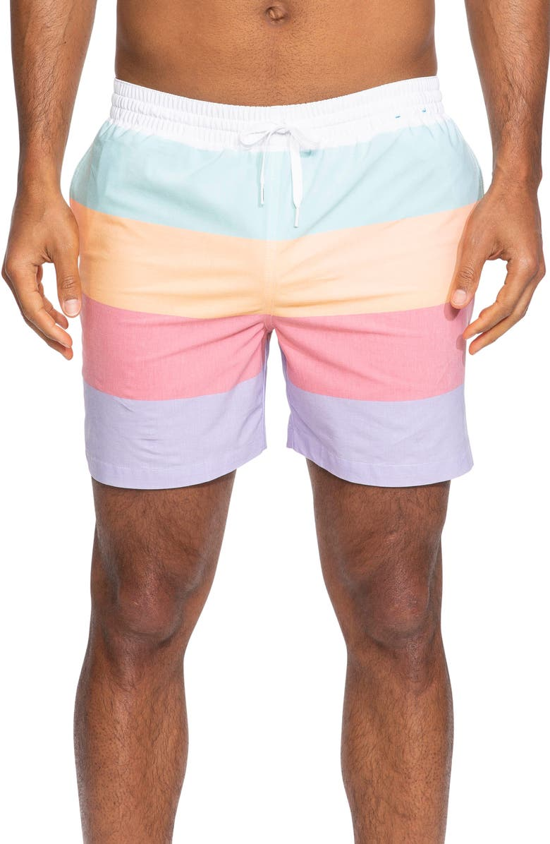 CHUBBIES The Flavor Savers Swim Trunks, Main, color, 800