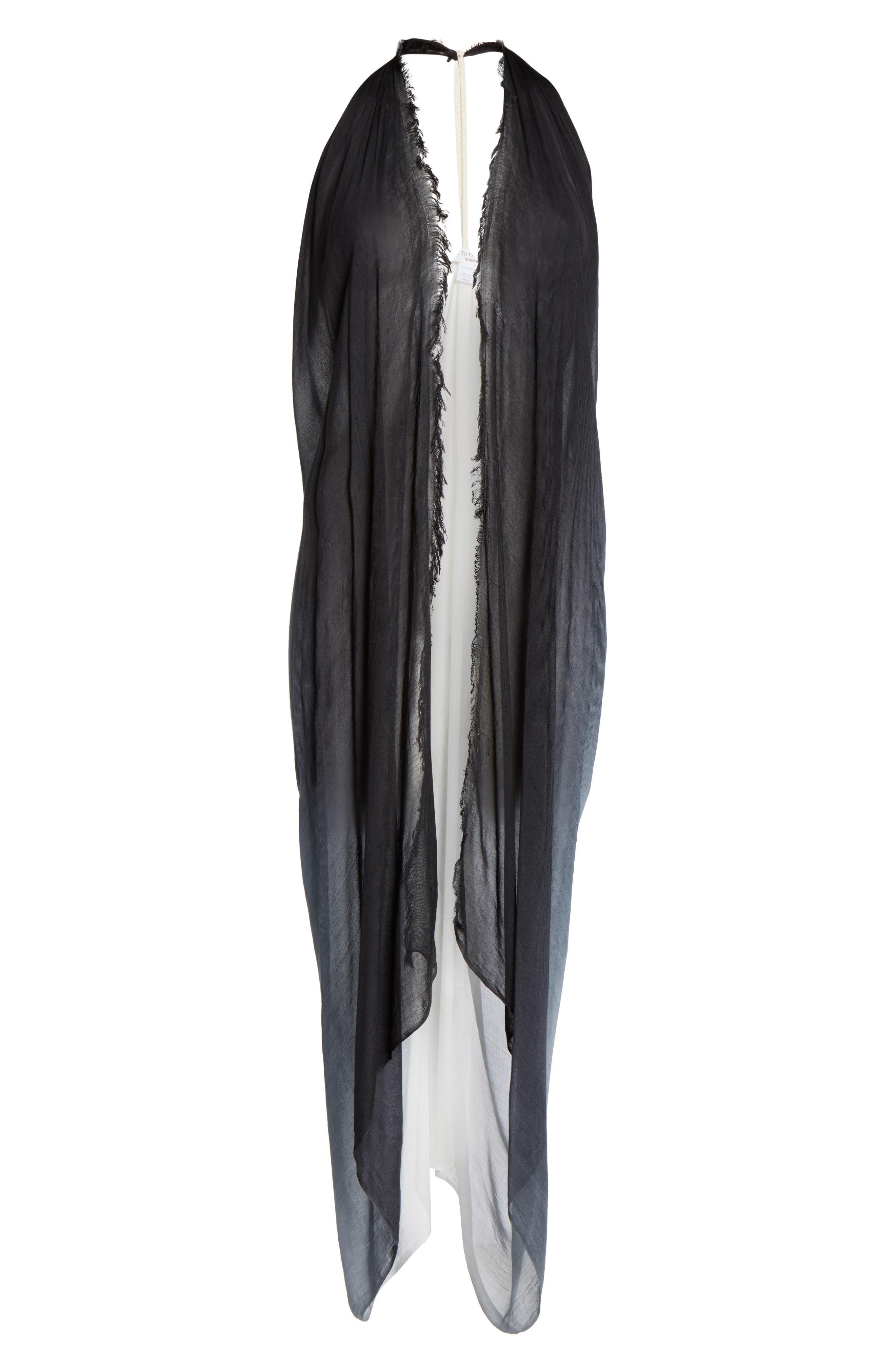 ,                             Spirit Cover-Up Vest,                             Alternate thumbnail 9, color,                             BICOLOR FADE