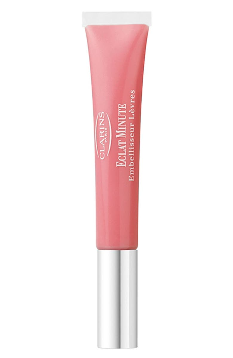 CLARINS 'Instant Light' Natural Lip Perfector, Main, color, 001