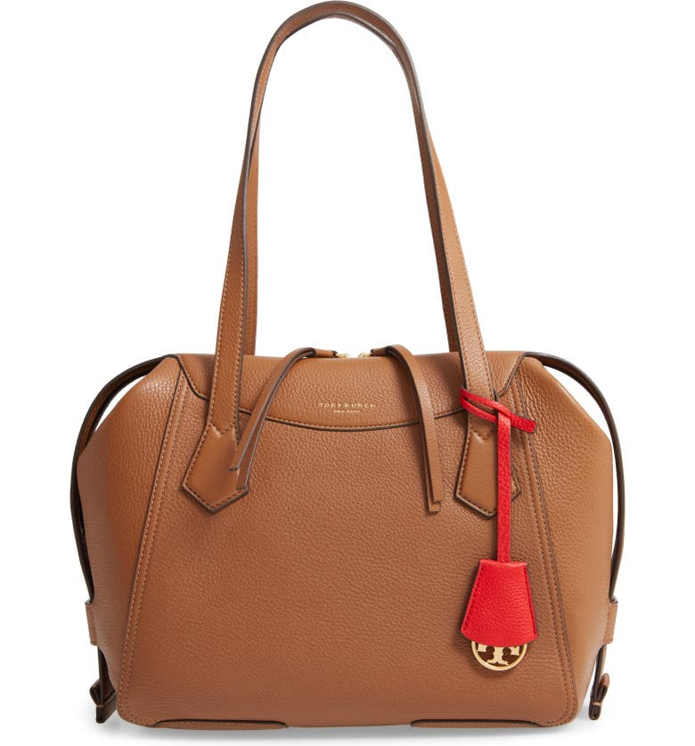 TORY BURCH Perry Satchel, Main, color, MOOSE