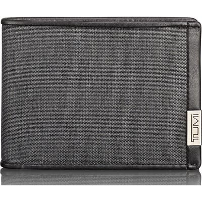 Tumi Alpha Billfold Wallet - Grey