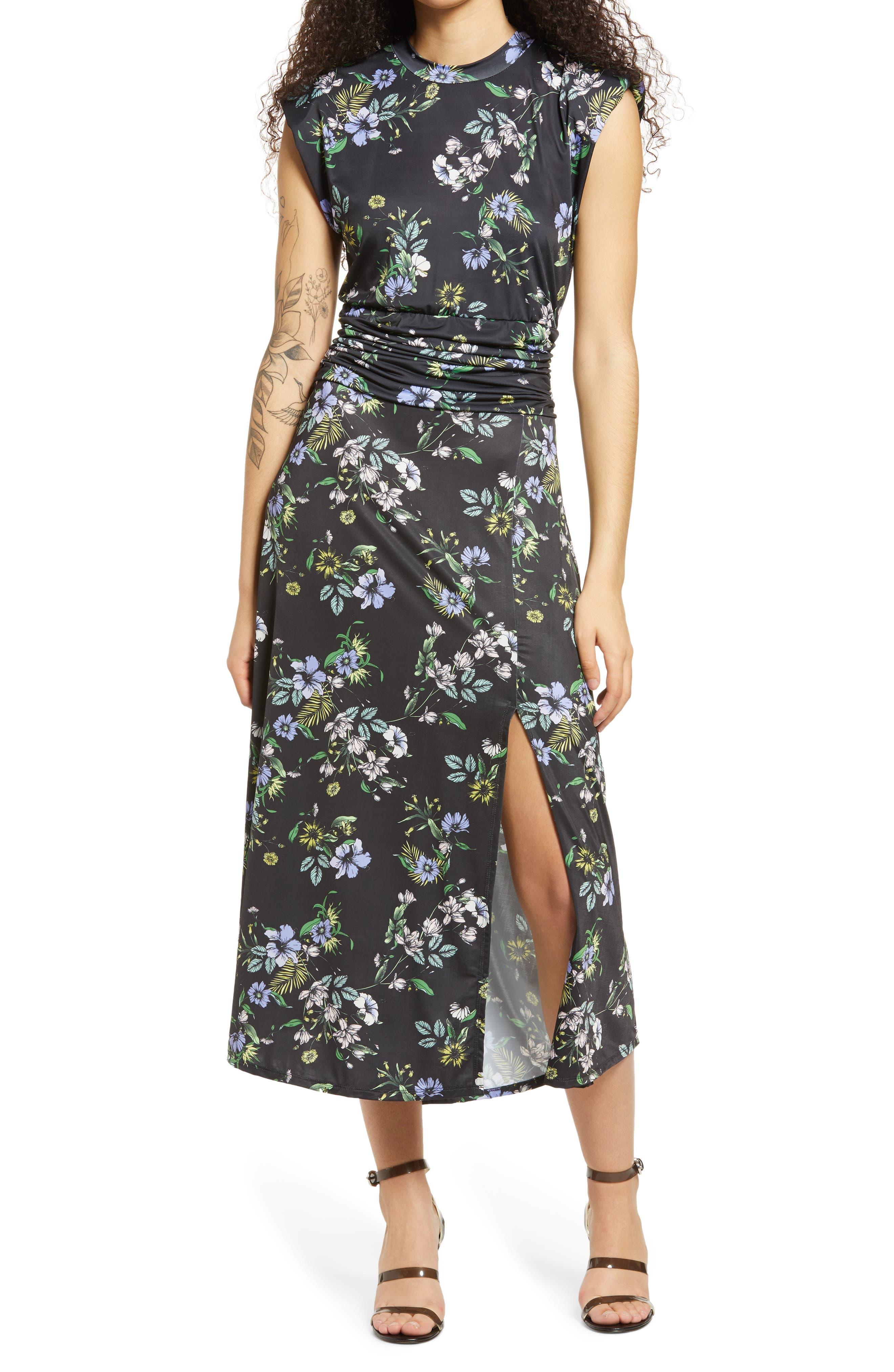Cutout Back Winslow Dress