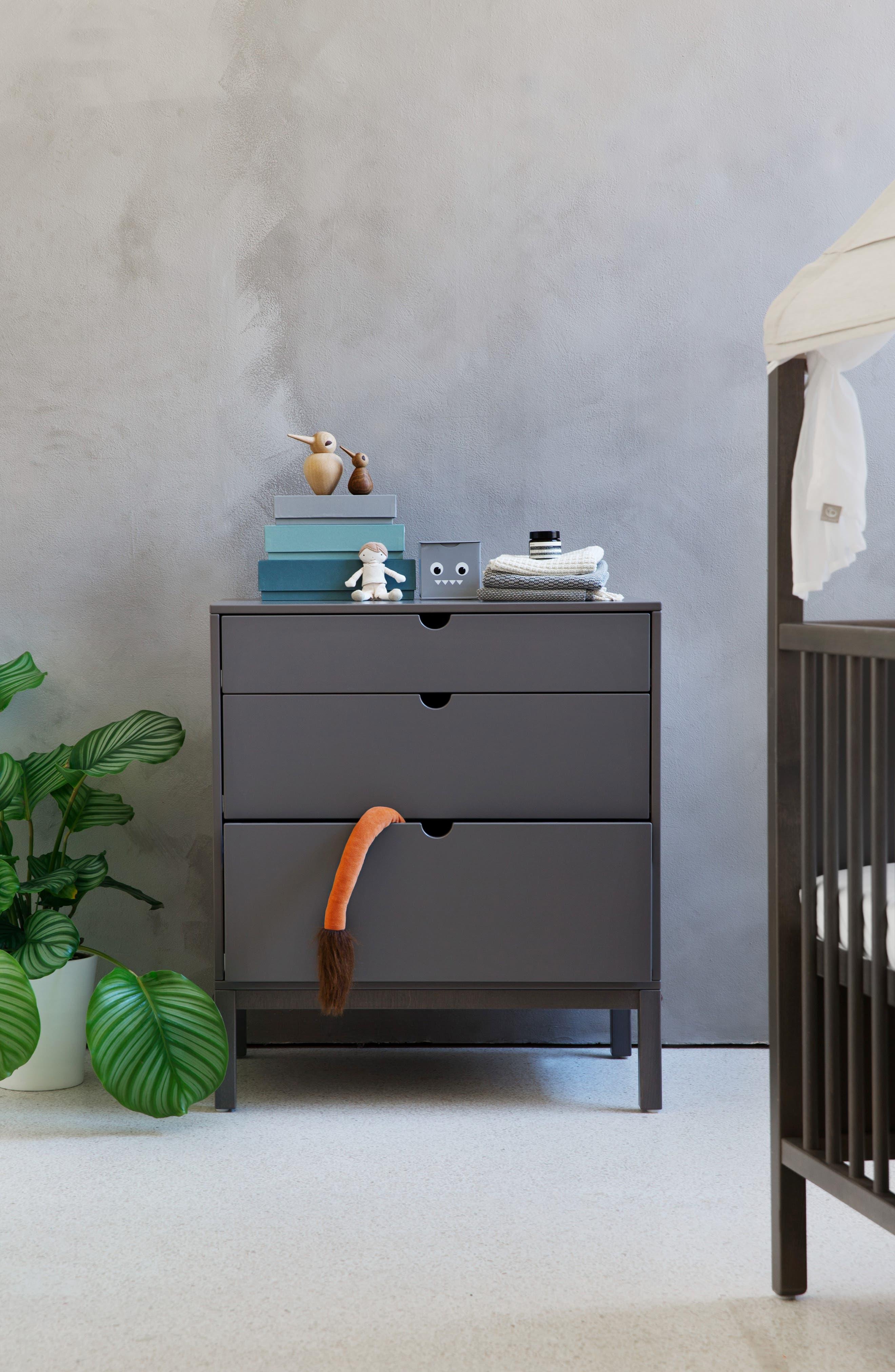 ,                             <sup>®</sup> Dresser,                             Alternate thumbnail 3, color,                             HAZY GREY