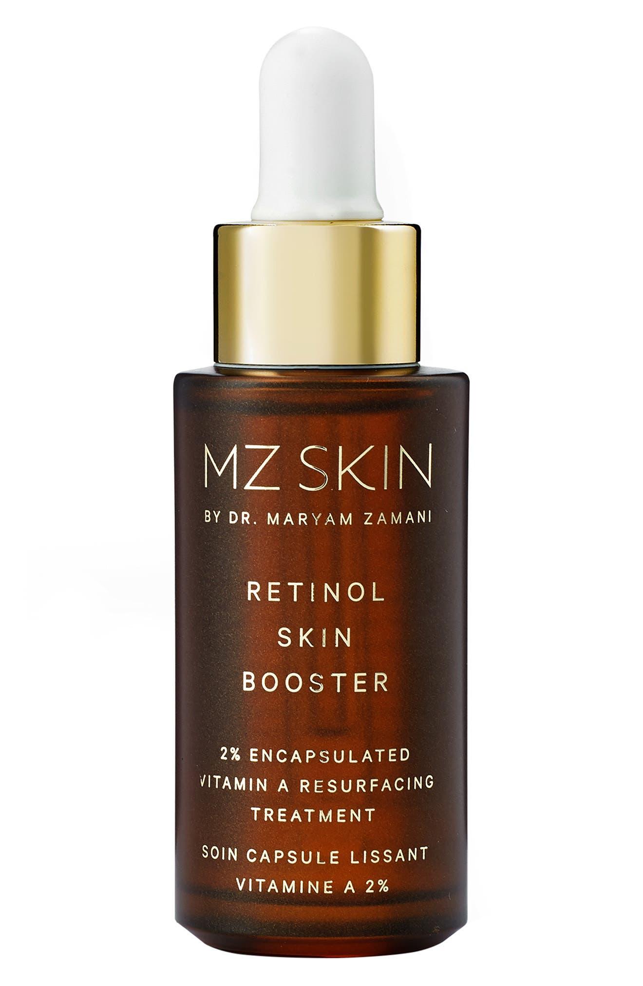 Retinol Skin Booster 2% Encapsulated Vitamin A Resurfacing Treatment