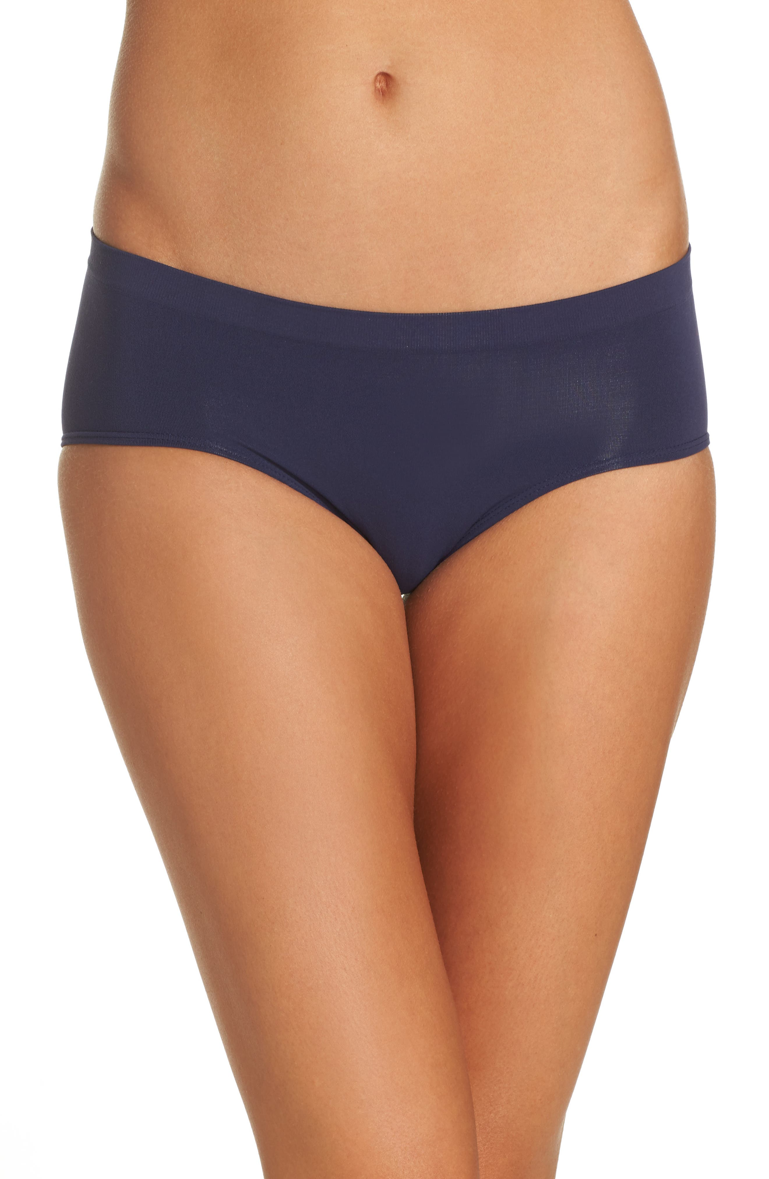 Halogen® Seamless Hipster Briefs