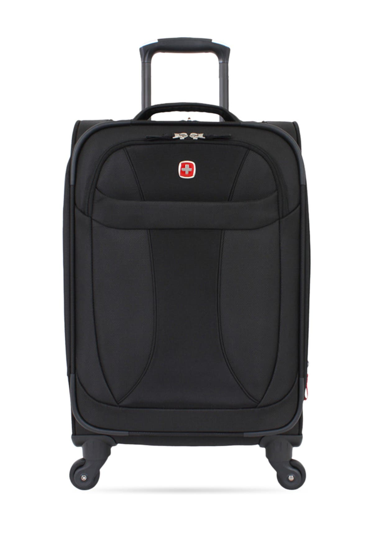 "Image of SwissGear Neo Lite 20"" Pilot Spinner Suitcase"