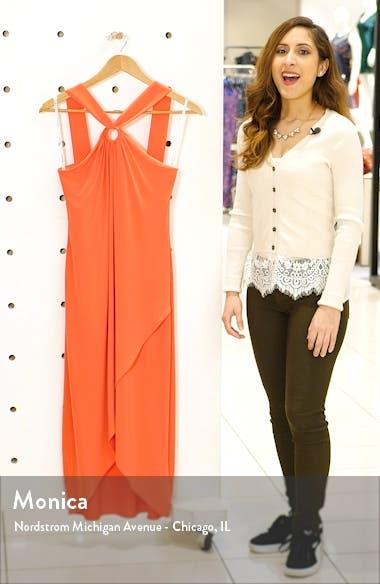 Carmela Halter Dress, sales video thumbnail