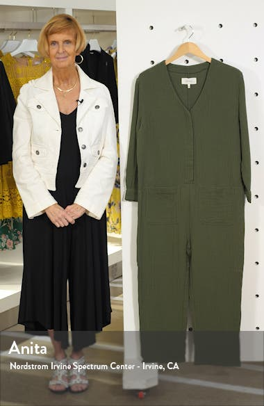 The Union Coverall Jumpsuit, sales video thumbnail