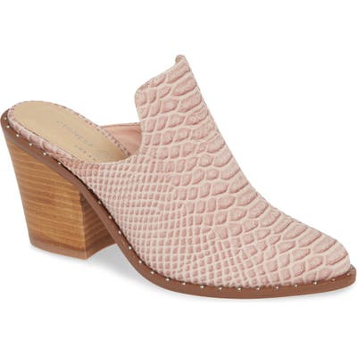 Chinese Laundry Springfield Mule Bootie, Pink