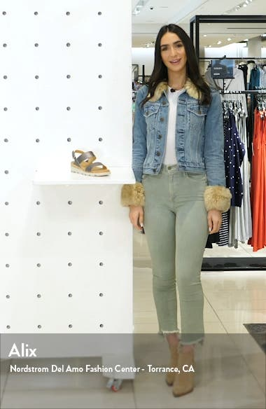 Mod Sandal, sales video thumbnail