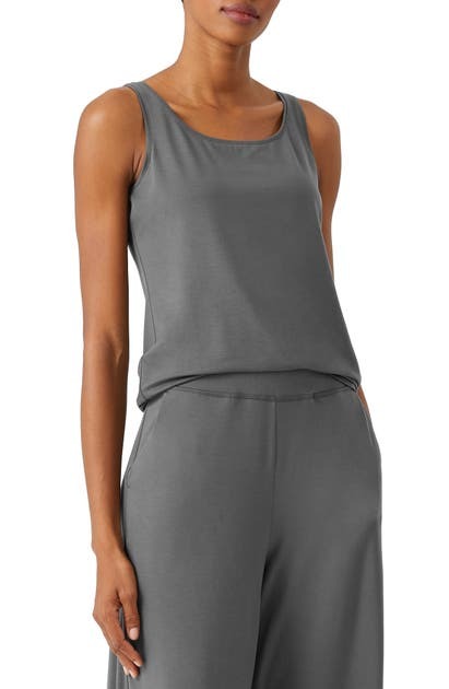 Eileen Fisher SCOOP NECK TANK