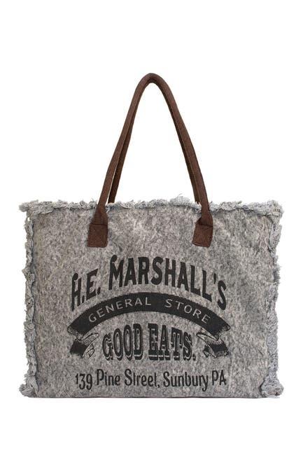 Image of Vintage Addiction Marshall's Eats Market Tote