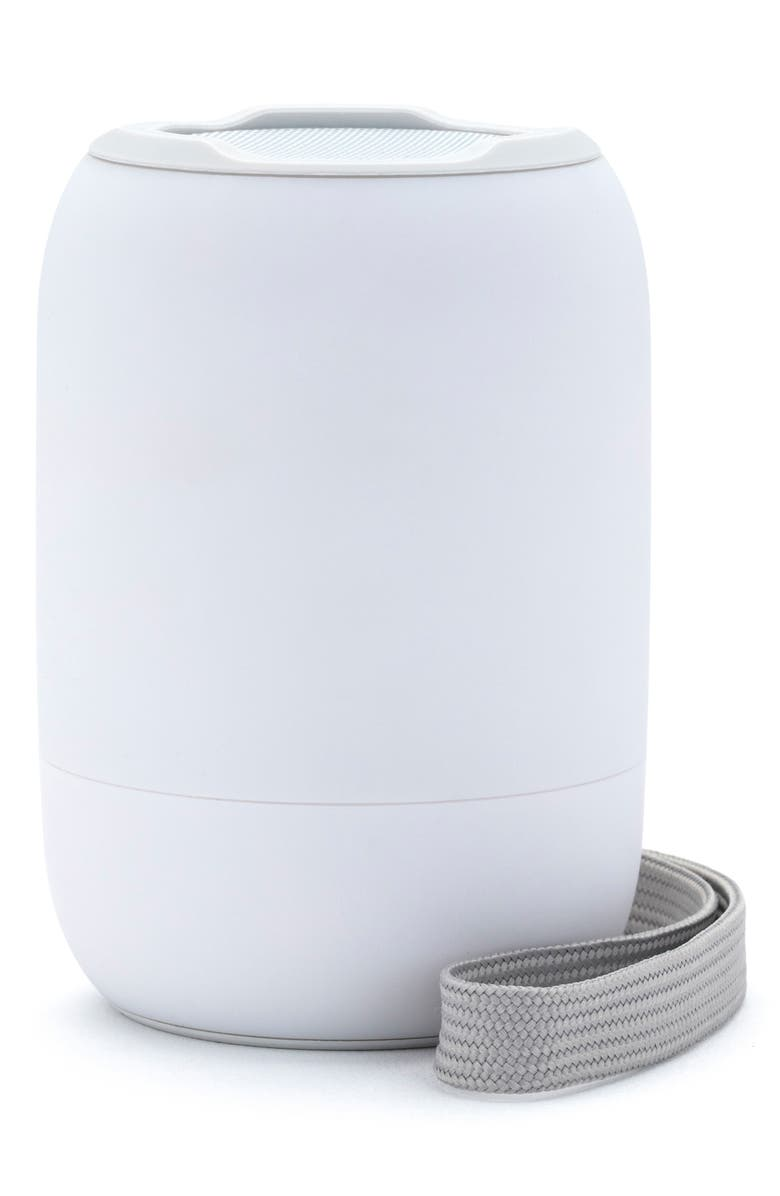 IHOME Zenergy Portable Color Changing Bluetooth<sup>®</sup> Speaker with Sound Therapy, Main, color, 100