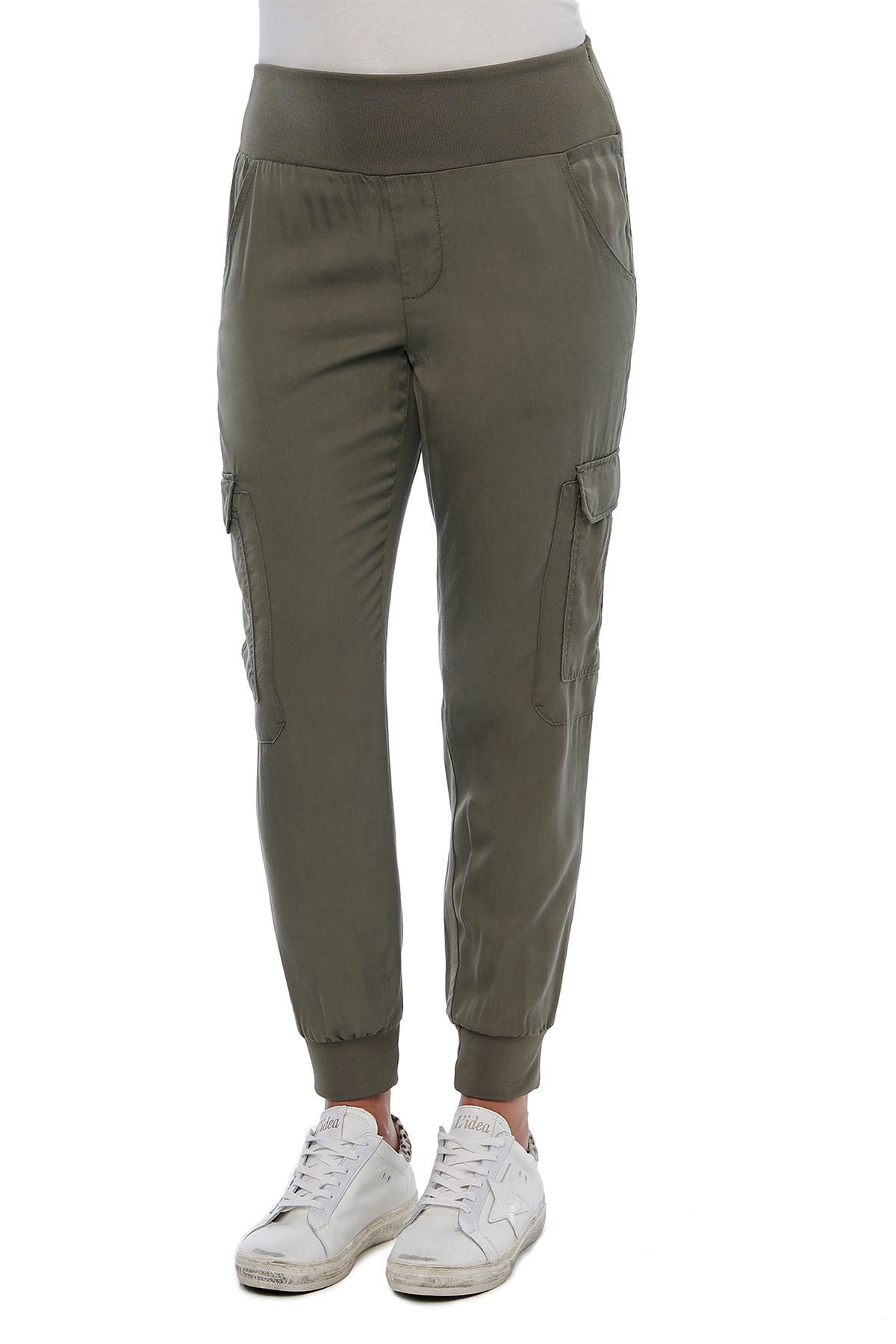 Image of Democracy Patch Pocket Utility Joggers
