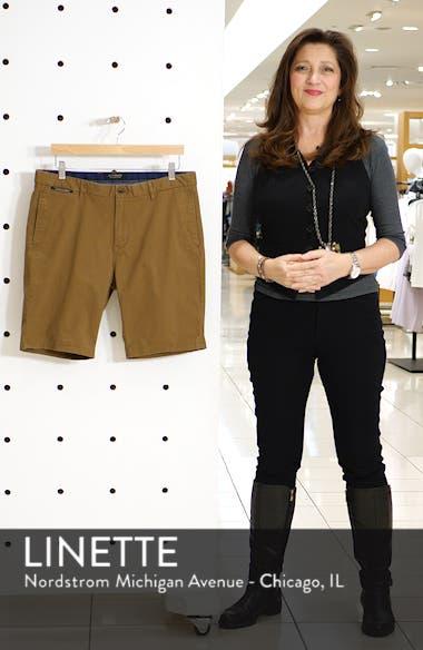 Classic Print Chino Shorts, sales video thumbnail