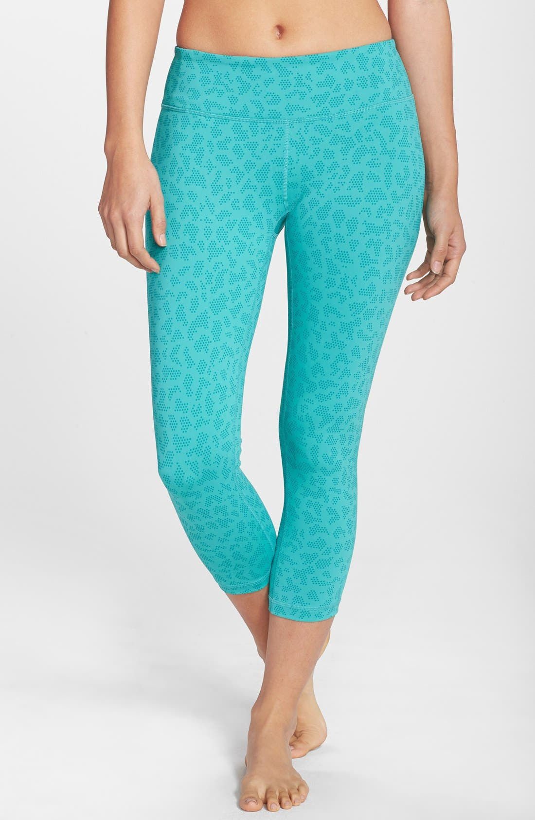 ,                             Live In Streamline Reversible Capris,                             Main thumbnail 52, color,                             430