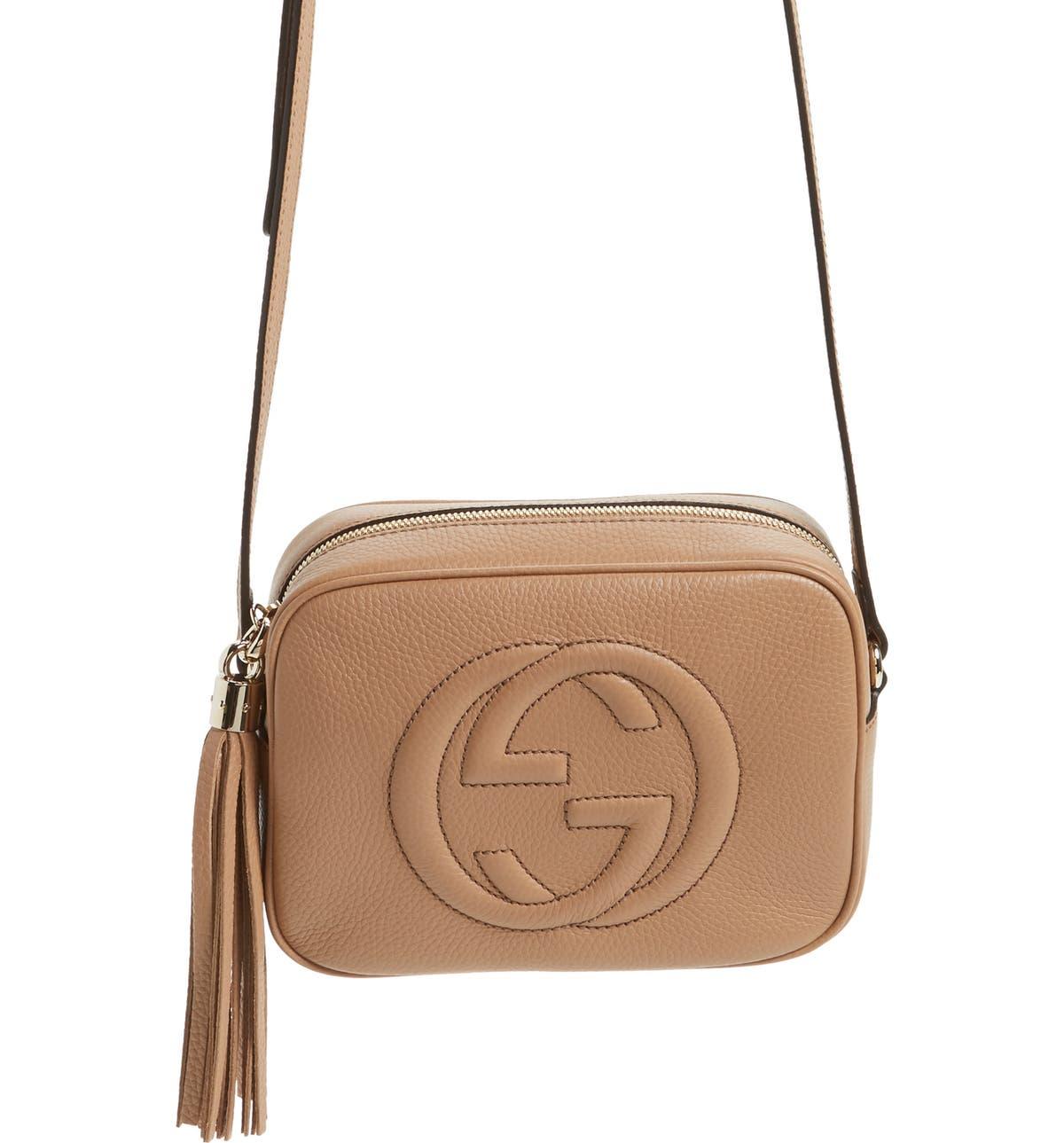 f3126d01e74b Gucci Soho Disco Leather Bag | Nordstrom