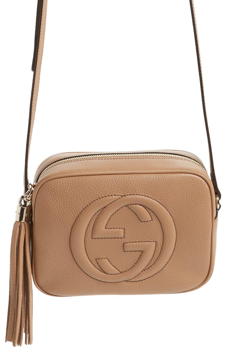 bbe9a8e49 Gucci Soho Disco Leather Bag | Nordstrom