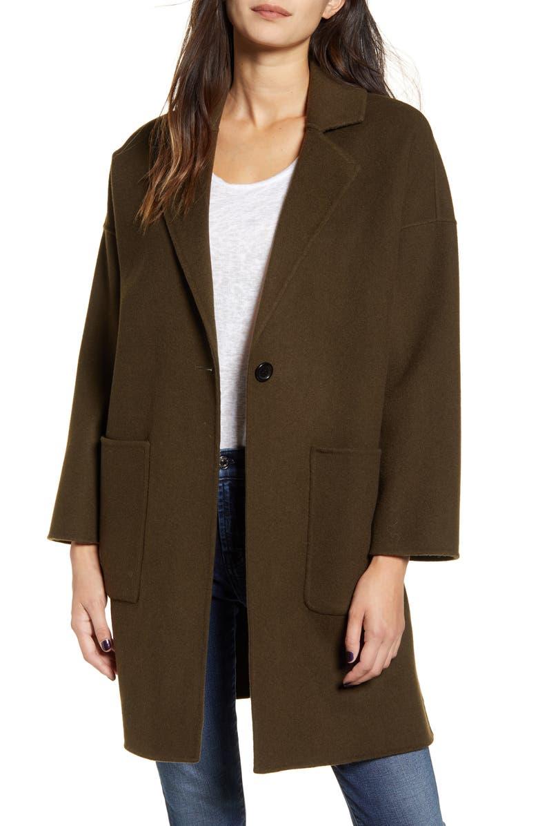 RAILS Everest Wool Blend Coat, Main, color, 305