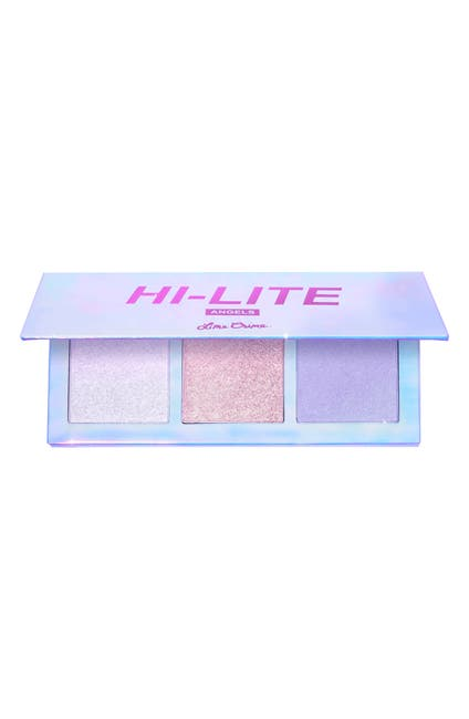 Image of Lime Crime Hi-Lite 3-Color Highlighter Palette - Angels