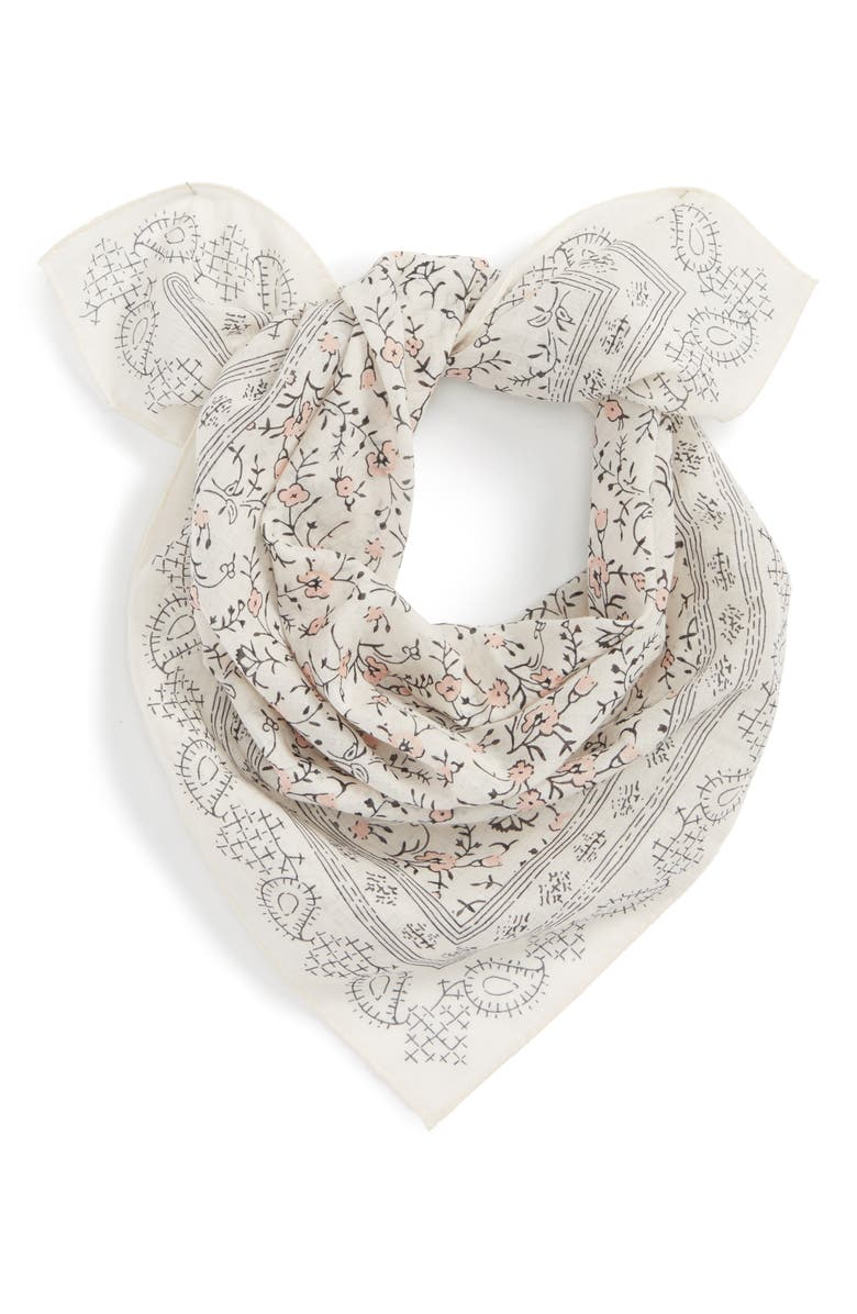MADEWELL Bandana, Main, color, 001