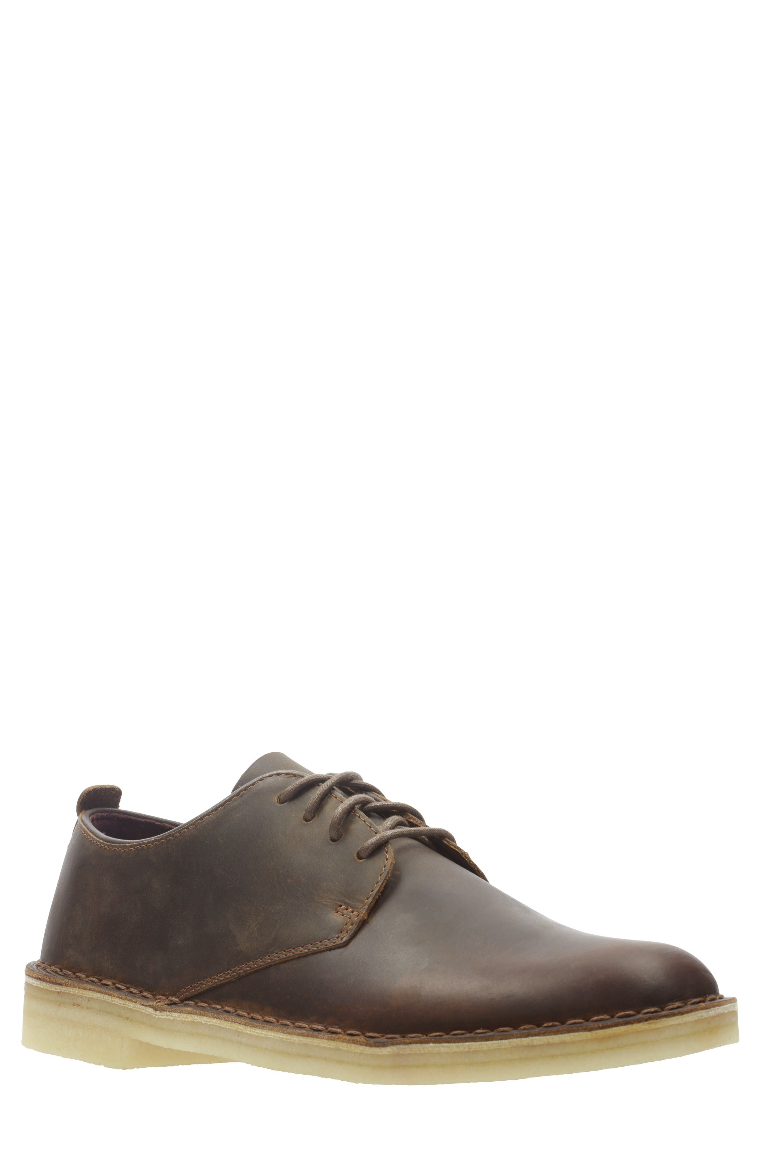 'Desert London' Oxford, Main, color, BEESWAX BROWN
