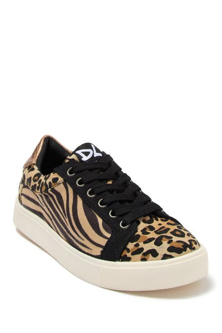 Image of Dirty Laundry Essential Animal Print Sneaker
