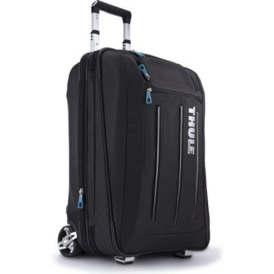 Thule Crossover Rolling 23-Inch Carry-On With Garment Bag -