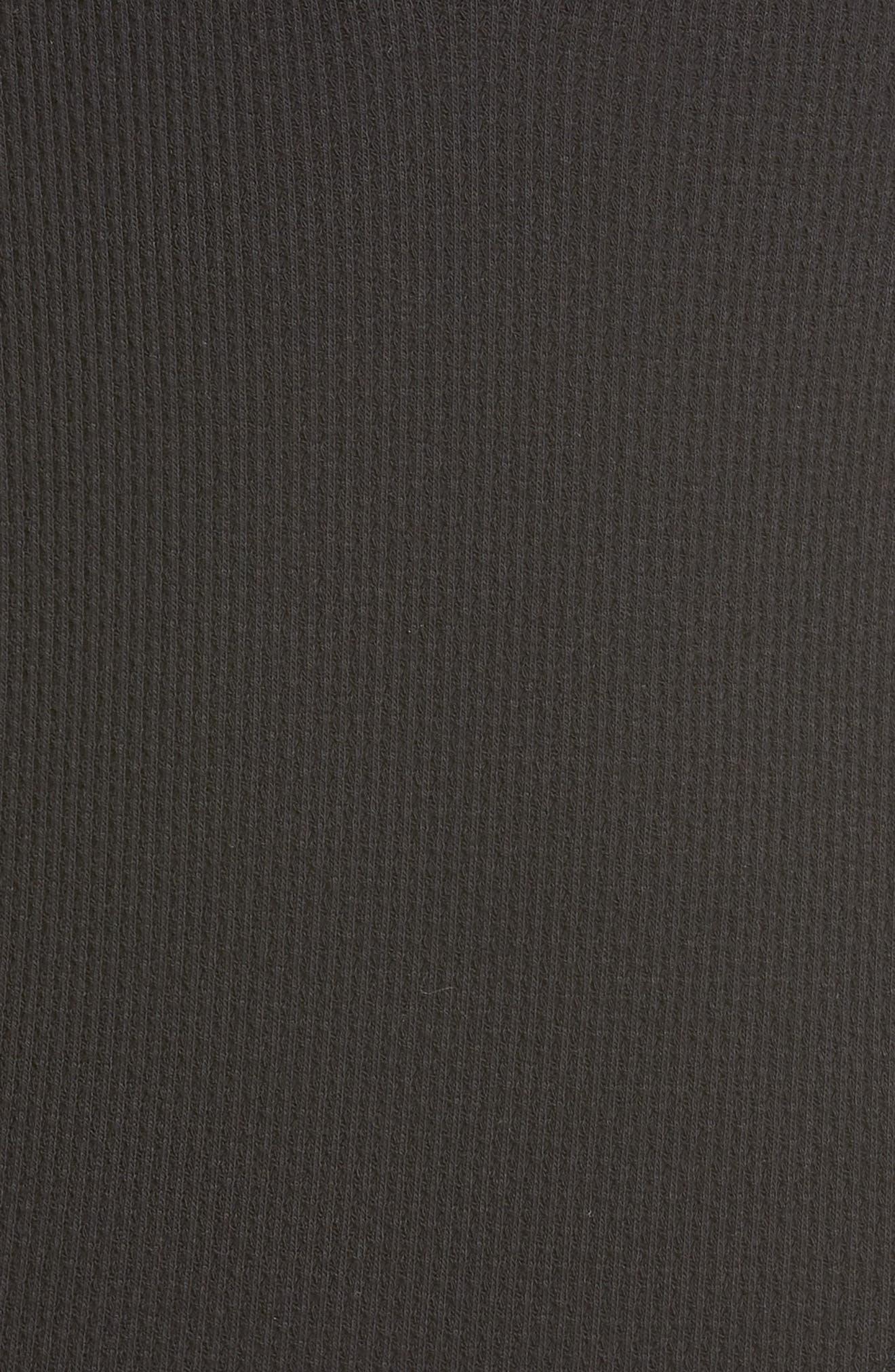 ,                             Intimately FP Frankie Henley Thong Bodysuit,                             Alternate thumbnail 5, color,                             001