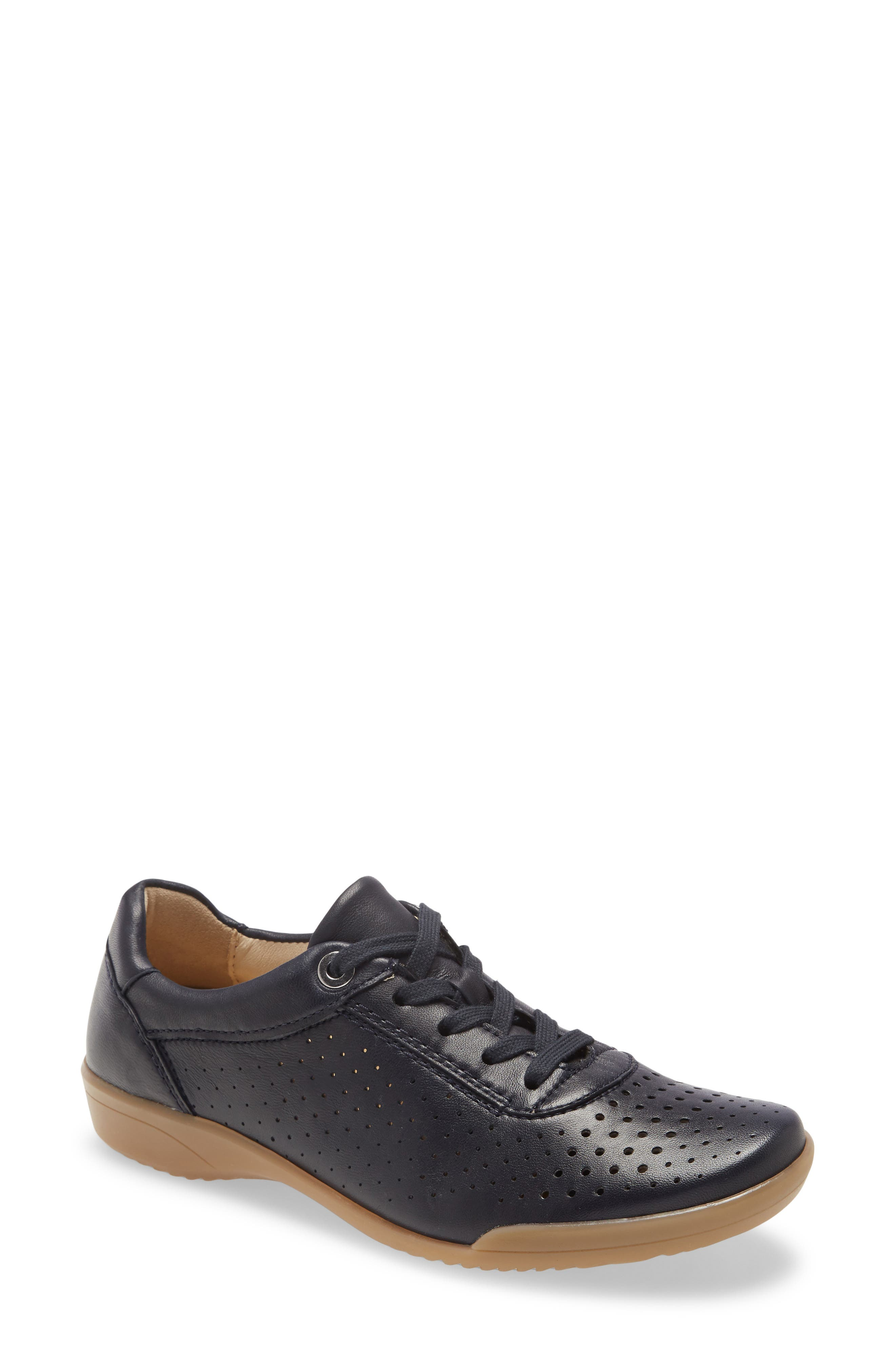 Alexis Lace-Up Flat